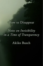 How-to-Disappear-by-Akiko-Busch